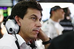 Formel 1 News Toto Wolff: Protest gegen Max Verstappen war Fehlkommunikation