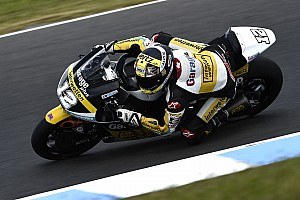 Moto2 Race report Moto2 Australia: Luthi panaskan pertarungan gelar juara