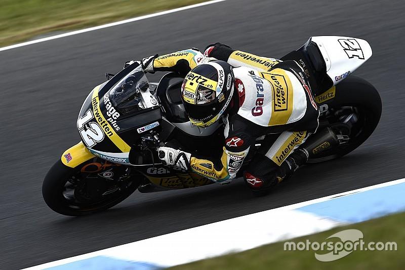 Moto2 Australia: Luthi panaskan pertarungan gelar juara