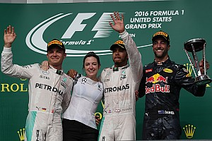 F1 Reporte de la carrera Hamilton logró su victoria 50 y resiste en el campeonato
