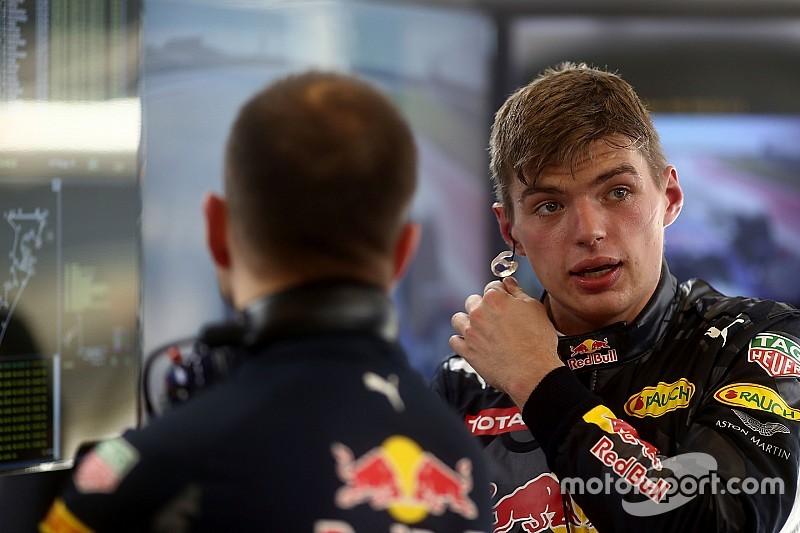 """Verstappen: """"Paré el coche donde me dijo el equipo"""""""
