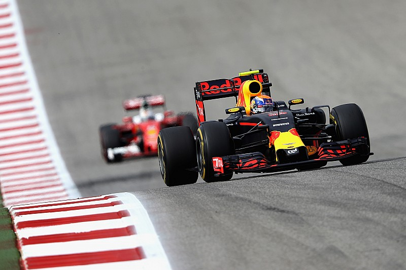 Red Bull Racing: Max Verstappens Boxenstopp war