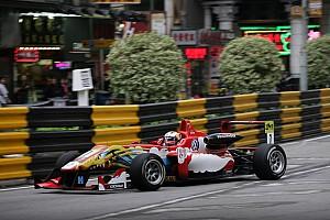 Ф3 Новость Да Кошта стартует в Гран При Макао за Carlin
