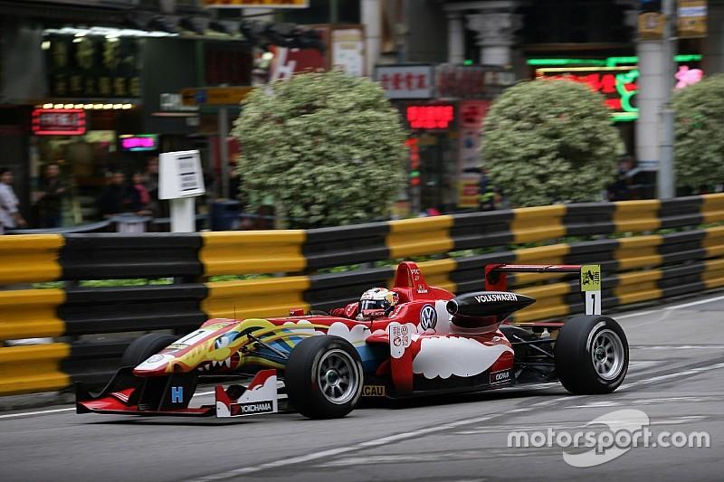Да Кошта стартует в Гран При Макао за Carlin