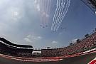 Horarios del GP de México
