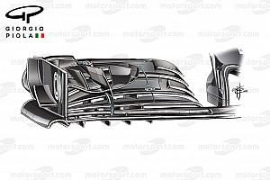 Formel 1 Analyse Formel-1-Technik: Was McLarens neue Teile über 2017 verraten