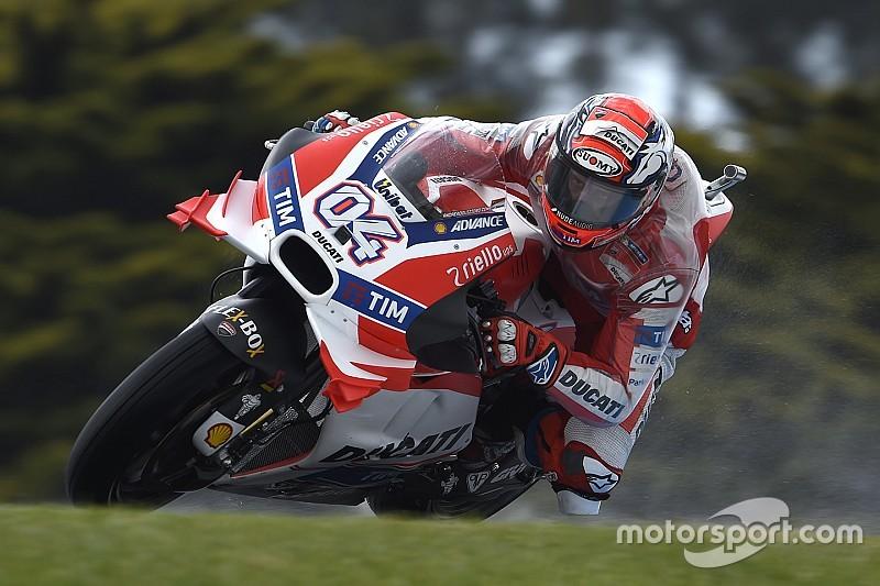 Ducati werkt aan fysiek minder zware motor voor 2017