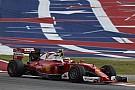 Слабая форма Ferrari в Остине не удивила Арривабене