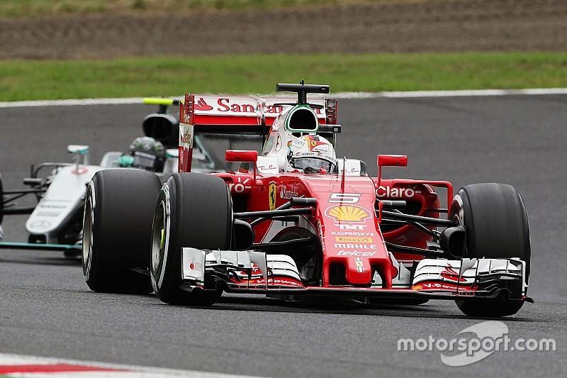 """Sebastian Vettel: """"Wir haben immer eine Chance auf den Sieg"""""""