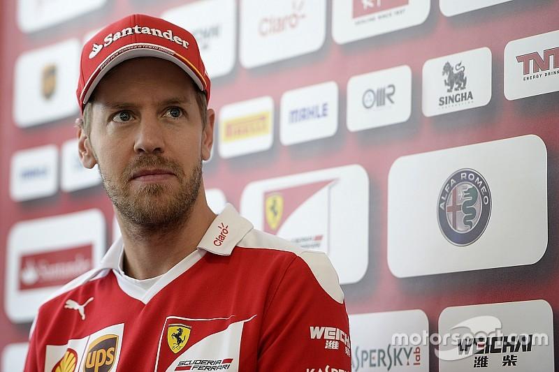 Vettel wil niet te vroeg juichen, maar hoopt op podiumplaats