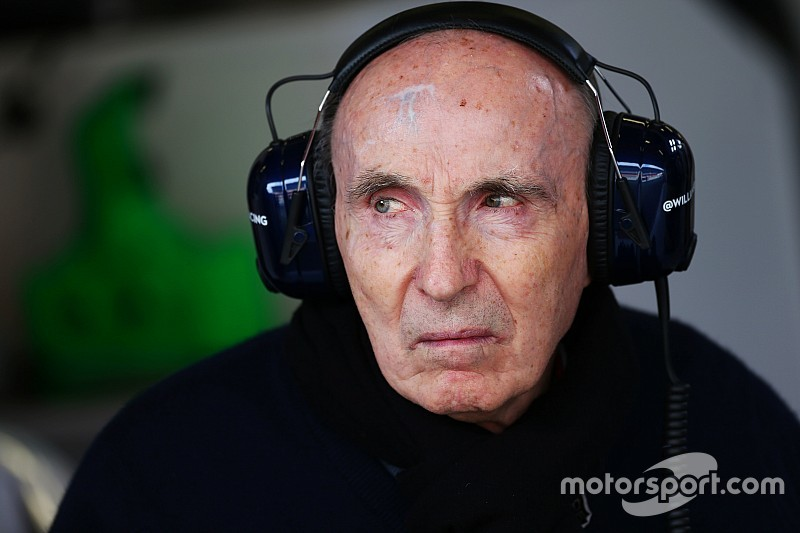 Lungenentzündung: Formel 1 bangt um Frank Williams