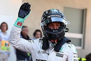 F1 Noticias de última hora Nico Rosberg: