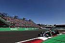 La parrilla del GP de México de F1 en imágenes