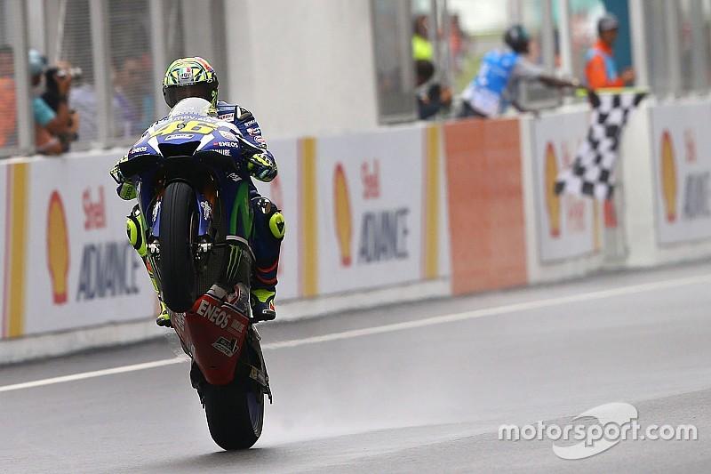 """Rossi: """"Dovizioso, Pedrosa, Crutchlow… todos hacen la gran carrera contra mí"""""""