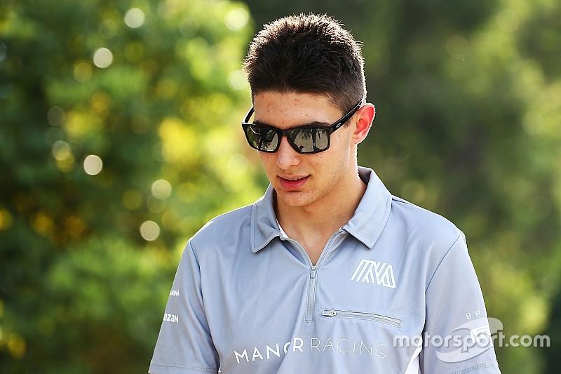 Transfer Ocon naar Force India mogelijk doorbraak op rijdersmarkt