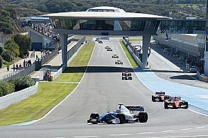 Formula V8 3.5 Reporte de la carrera Orudzhev vence en Jerez, Deletraz se coloca líder