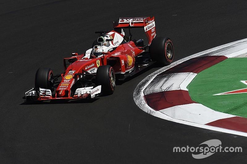 Vettel penalizado con 10 segundos; Ricciardo es tercero
