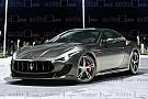 À quoi ressemblera la Maserati GranTurismo 2018?