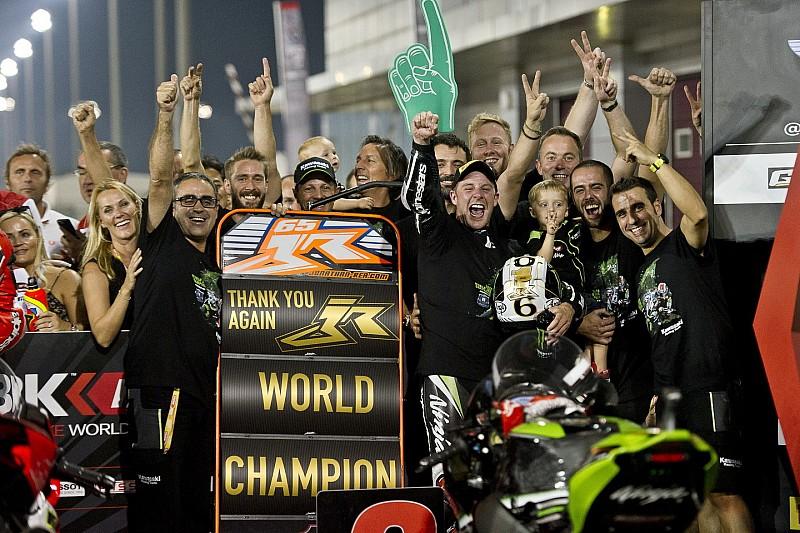 Jonathan Rea prefiere el título 2016 de WSBK