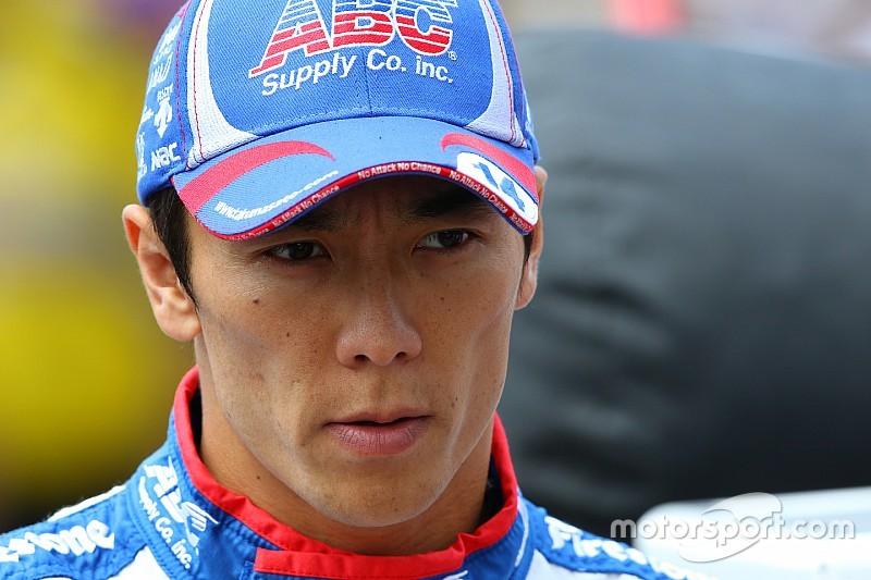 Сато переходить до Andretti Autosport