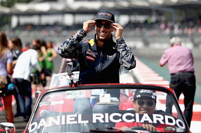 """Ricciardo: """"Las quejas de Vettel ya son demasiado"""""""