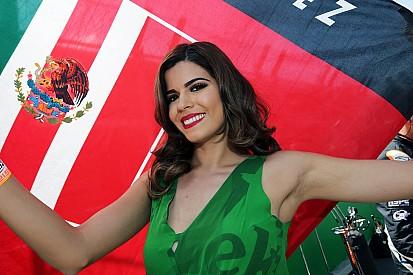 Fotogallery: quante belle grid girl a Città del Messico e Sepang!