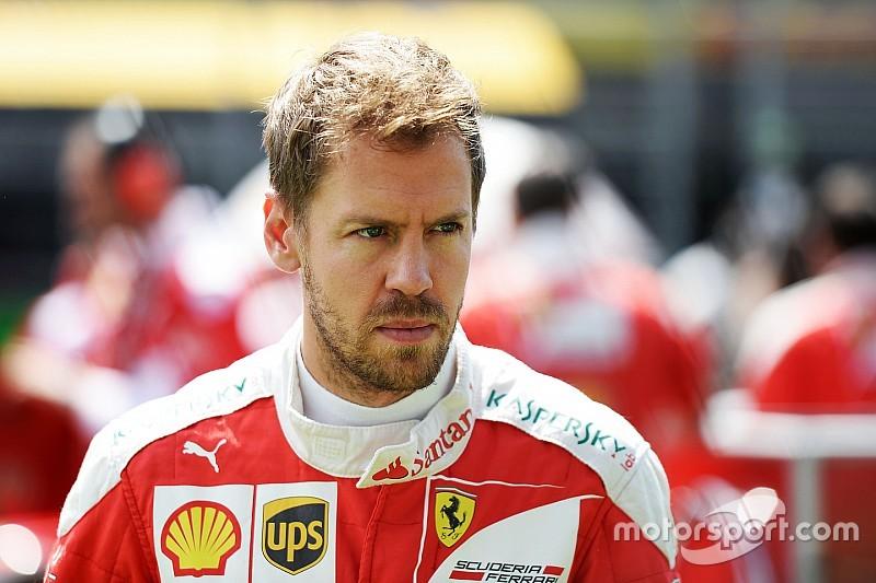 Vettel envía una carta de disculpa a la FIA y a Whiting