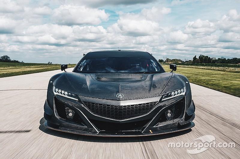 Acura révèle ses pilotes pour la saison 2017