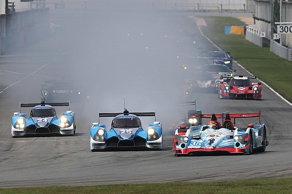Asian Le Mans Résumé de course DC Racing remporte l'ouverture de l'Asian Le Mans Series à Zhuhai