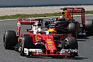 Ricciardo - Vettel va