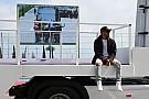 Lewis Hamilton, el 'solitario'