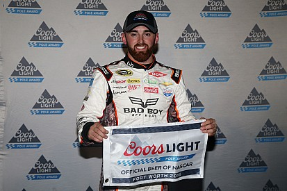 NASCAR in Texas: Austin Dillon erkämpft die Pole-Position