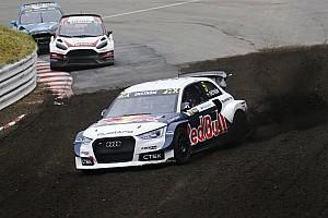 Rallycross-WM News Mattias Ekström benötigt Audis Unterstützung in der Rallycross-WM