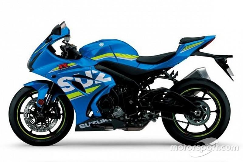 Suzuki prepara su regreso al WSBK con una nueva GSX-R