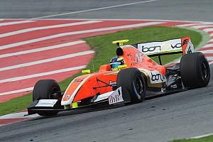 Формула V8 3.5 Отчет о гонке Дильман победил в Барселоне и стал чемпионом Формулы V8 3.5