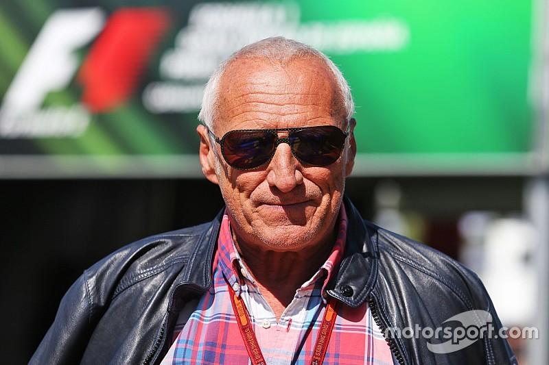 马特希茨:红牛从未考虑退出F1