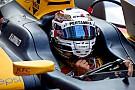 Джовинацци будет думать о будущем только после завершения сезона GP2