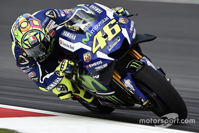 """Rossi: """"Yo correría toda la vida"""""""