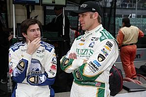 IndyCar Noticias de última hora Carpenter dice que  contratar a Hildebrand  era su  prioridad