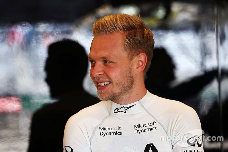 Magnussen se compromete con Haas para 2017