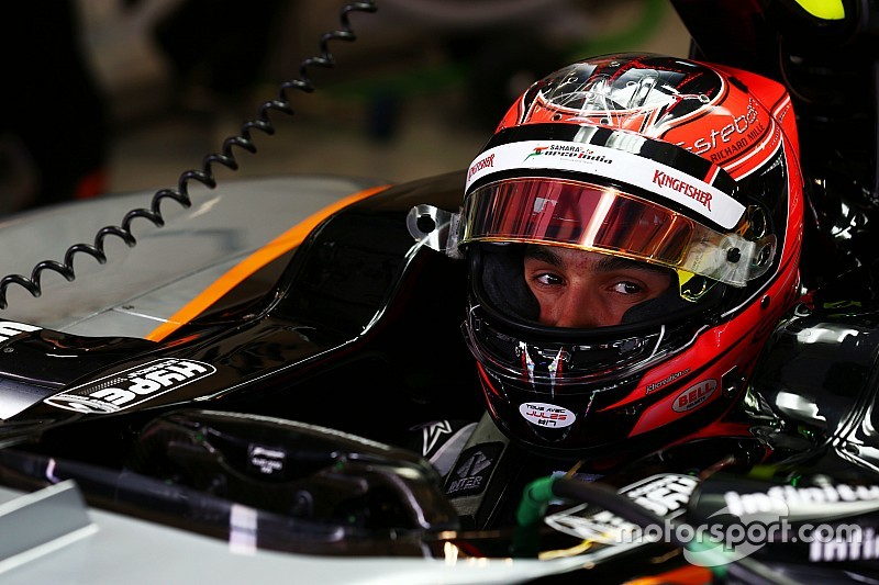 "Ocon, ""un talent d'exception"" selon Force India"