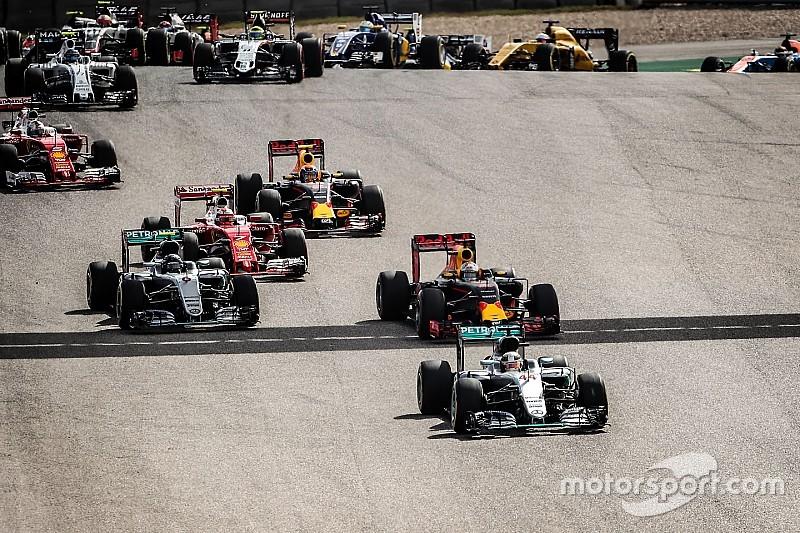 Liberty Media pertimbangkan rencana streaming F1