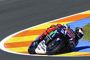 MotoGP Отчет о тренировке Лоренсо стал быстрейшим во второй тренировке Гран При Валенсии