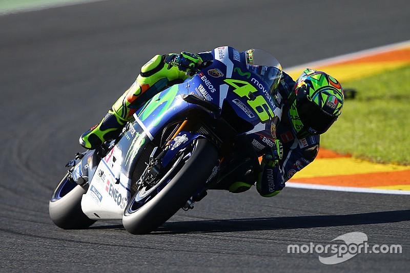 """Valentino Rossi klagt: """"Ich bin einfach nicht schnell genug"""""""