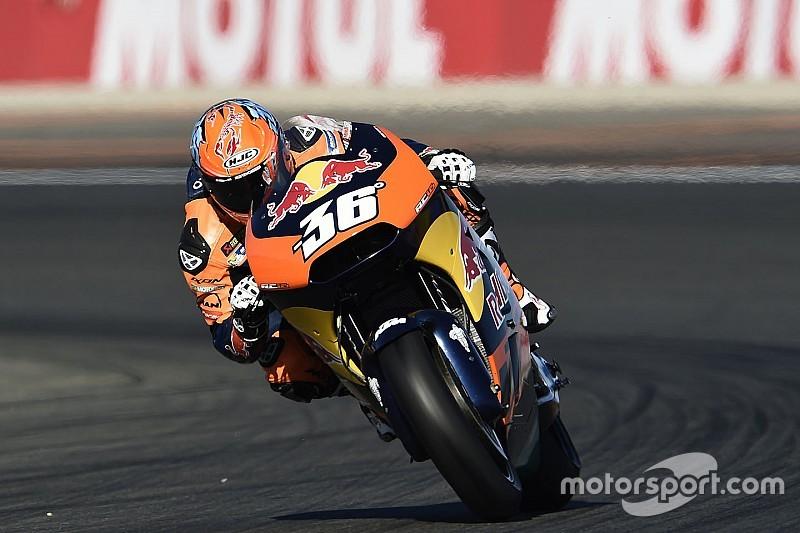 Kallio terkejut KTM terpaut jarak terlalu jauh