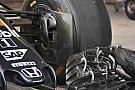 McLaren: una presa Naca per parzializzare le prese dei freni