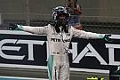 Así se hizo el sueño de la vida de Nico Rosberg