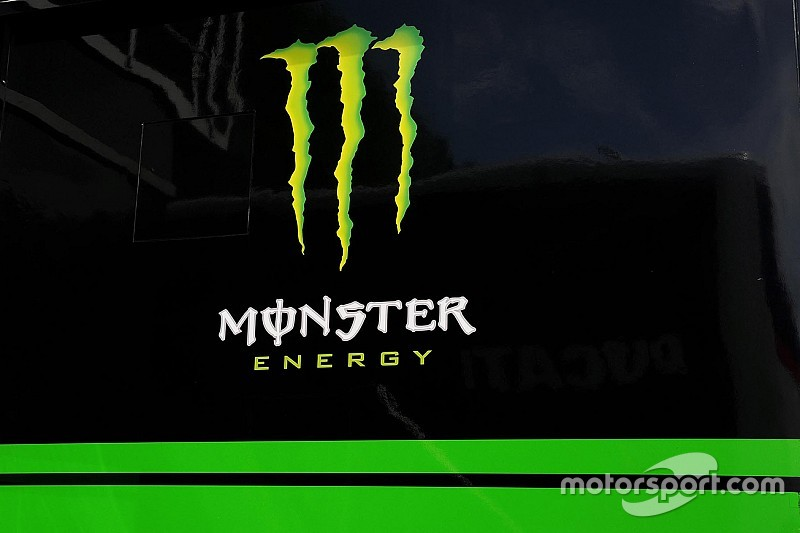 Monster Energy a finalist in NASCAR title sponsor search
