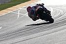 Маркес показал лучшее время на утренней разминке Гран При Валенсии