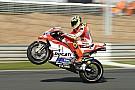 Янноне поборов Россі і здобув фінальний із Ducati подіум